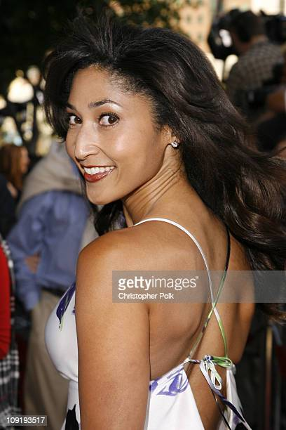 Bettina Bush during '1408' Los Angeles Premiere Red Carpet at National Theatre in Westwood California United States