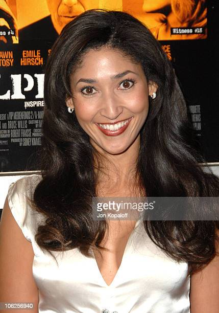 Bettina Bush during 'Alpha Dog' Los Angeles Premiere Arrivals at ArcLight Cinemas in Hollywood California United States