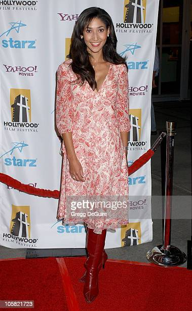 Bettina Bush during Hollywood Film Festival's Opening Night Film Gala of 'Flicka' Arrivals at ArcLight Theatre in Hollywood California United States