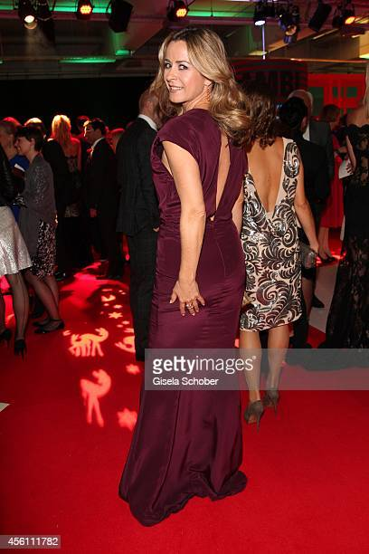 Bettina Cramer arrives at Tribute To Bambi 2014 at Station on September 25 2014 in Berlin Germany