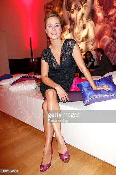Bettina Cramer attends the Bertelsmann Summer Reception on September 27 2012 in Berlin Germany