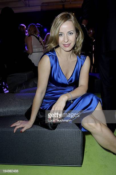 Bettina Cramer attends the Tribute to Bambi after show party 2012 at the Station on October 18, 2012 in Berlin, Germany.