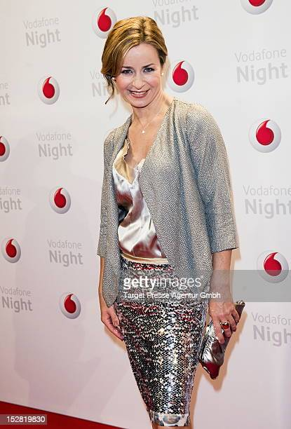 Bettina Cramer attends the Vodafone Night at Hotel de Rome on September 26 2012 in Berlin Germany