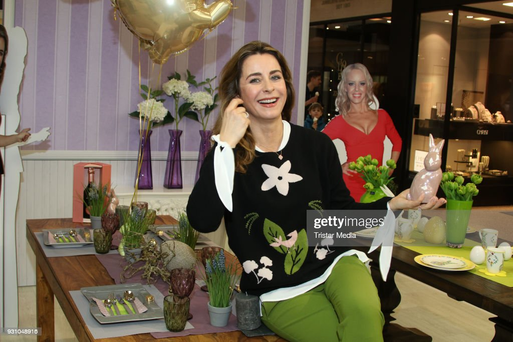 Bettina Cramer during the Pefect Easter Table on March 12, 2018 in Hamburg, Germany.