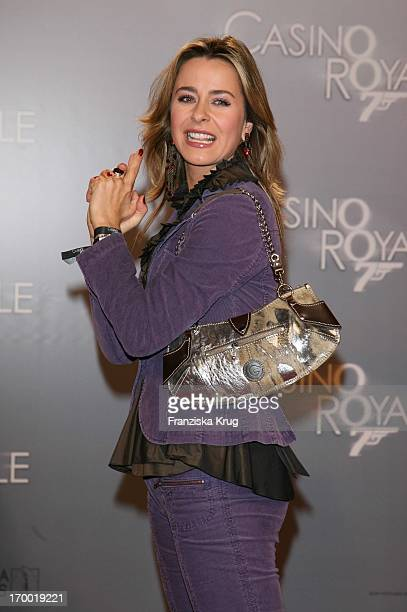 Bettina Cramer In Germany at Premiere Of 'Casino Royale' in Cinestar Potsdamer Platz Berlin