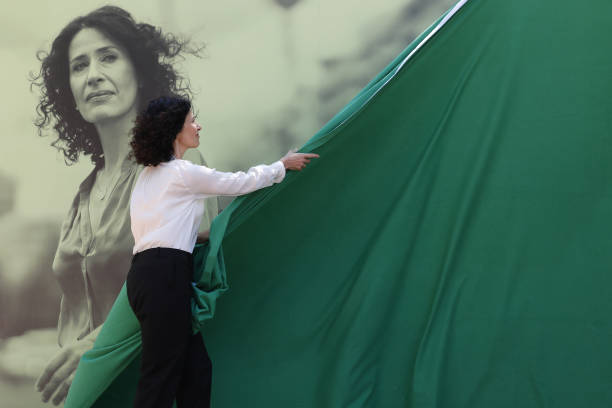 DEU: Berlin Greens Presents Campaign For City Election