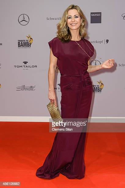 Bettina Kramer attends the Tribute To Bambi 2014 at Station on September 25 2014 in Berlin Germany