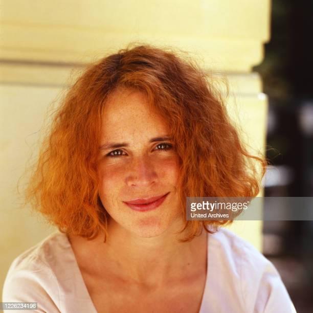 Bettina Kupfer deutsche Schauspielerin und Autorin Deutschland 1995