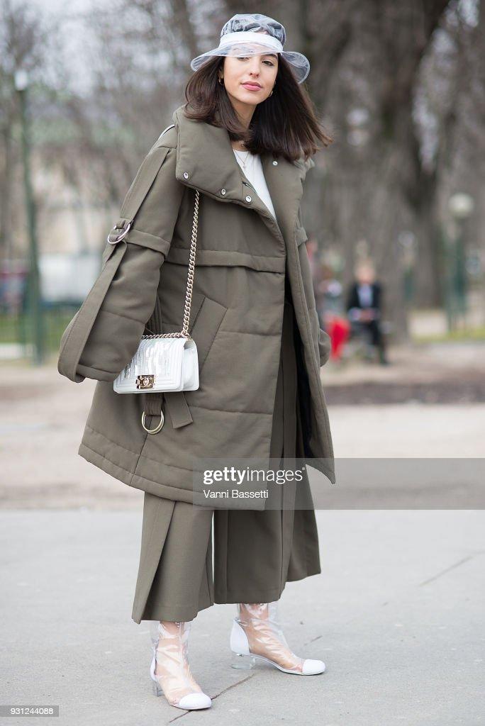 Street Style   Paris Fashion Week Womenswear Fall Winter 2018 2019   Day  Nine 288d1f860b3