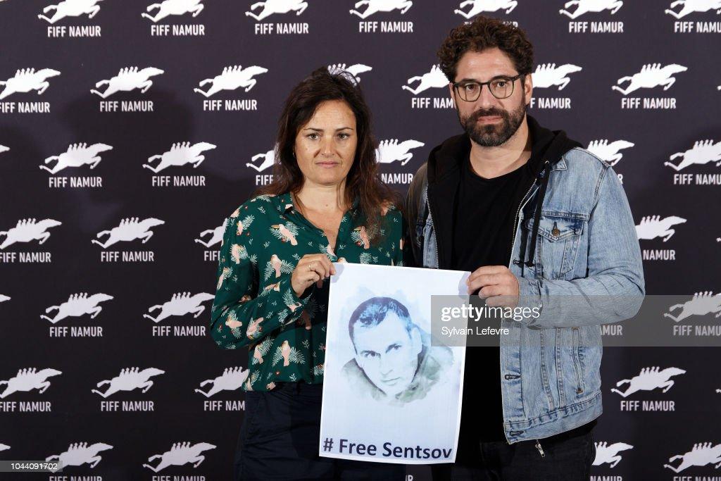 33rd Namur International French-Language Film Festival -FIFF : Day Four : News Photo