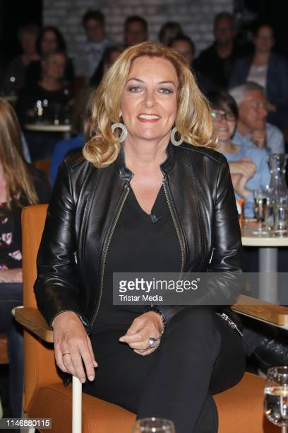 Bettina Tietjen during the '3Nach9' Talk Showon May 3 2019 in Bremen Germany
