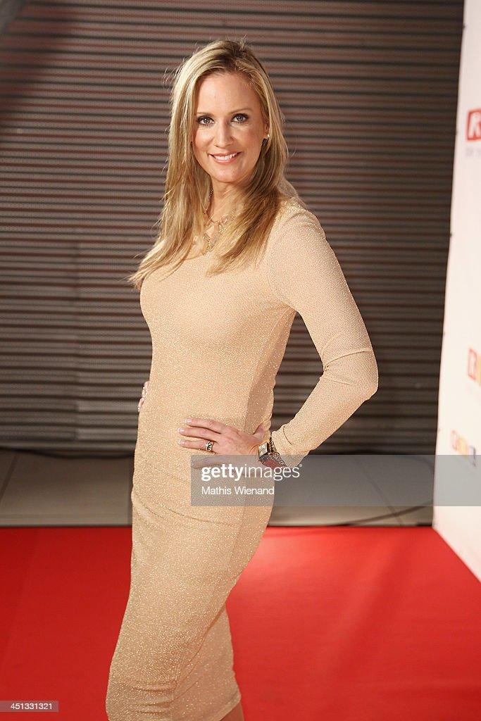 Bettina von Schimmelmann attends the RTL Telethon 2013 on