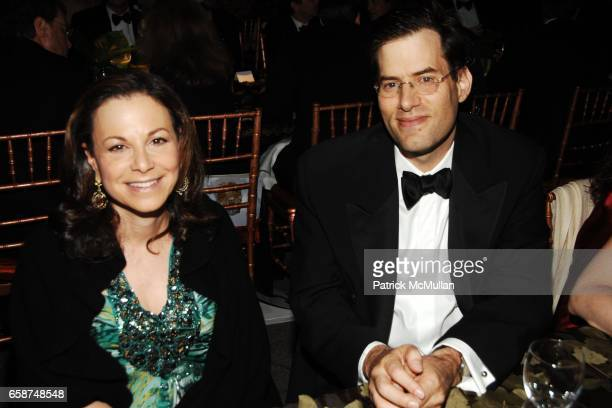 Bettina Zilkha and Manny Weintraub attend the Wildlife Conservation Society's Central Park Zoo '09 Gala at the Central Park Zoo on June 10 2009 in...