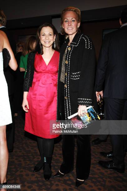 Bettina Zilkha and Muffie Potter Aston attend Book Party hosted by Anne Hearst McInerney Candace Bushnell Nicole Miller Celebrating HOW IT ENDED by...