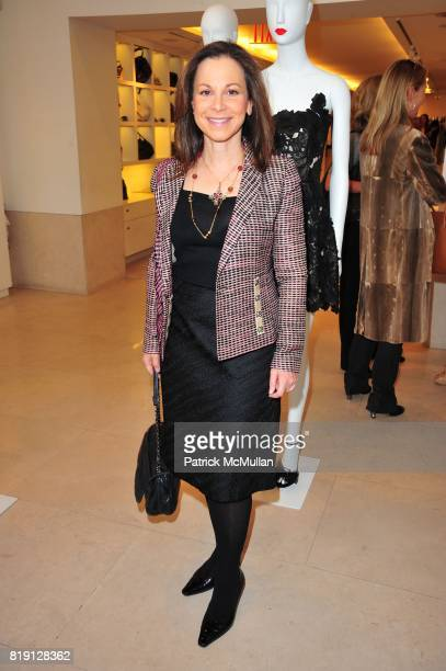Bettina Zilkha attends VALENTINO Spring/ Summer 2010 Collection Private Luncheon and Presentation hosted by Samantha Boardman Rosen Shala Monroque...