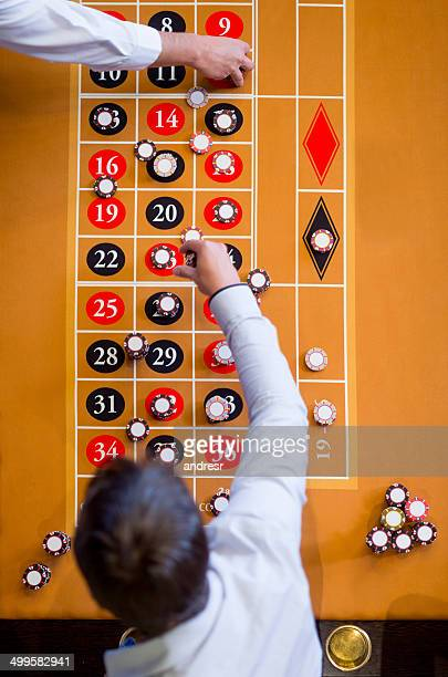 Betting at the Roulette