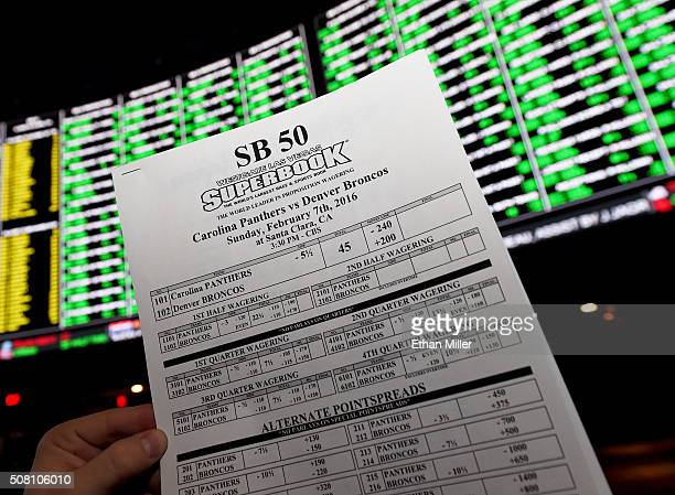Las vegas hilton superbook proposition betting sheets for super open golf live betting bet