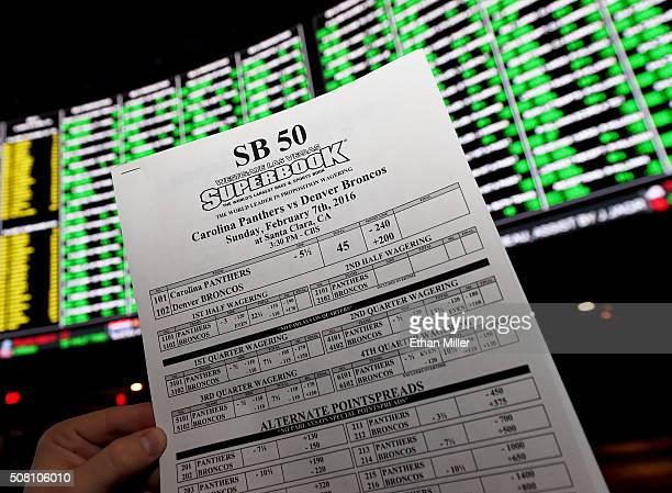 Las vegas hilton superbook proposition betting sheets bet on interest rates