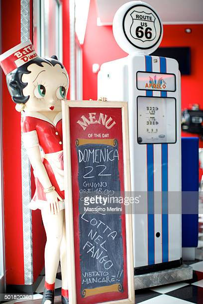 betty boop - betty boop stock pictures, royalty-free photos & images