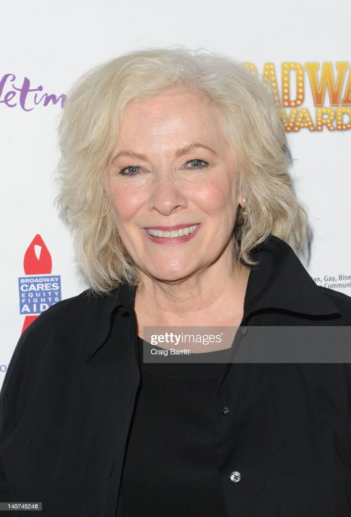 Betty Buckley attends Broadway Backwards 7 at the Al Hirschfeld Theatre on March 5, 2012 in New York City.