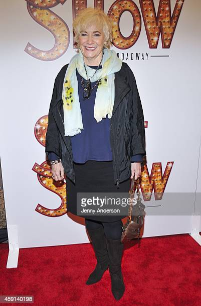 Betty Buckley attends opening night of 'Side Show' on Broadway at the St James Theatre on November 17 2014 in New York City