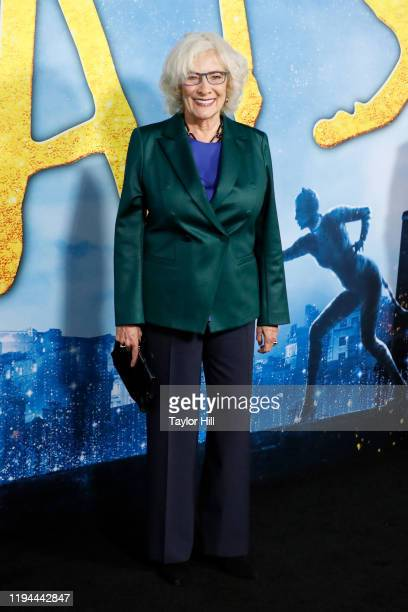 Betty Buckley attends the world premiere of Cats at Alice Tully Hall Lincoln Center on December 16 2019 in New York City