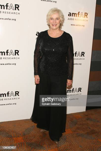 Betty Buckley during amfAR's Honoring With Pride Gala at The Rainbow Room in New York NY United States