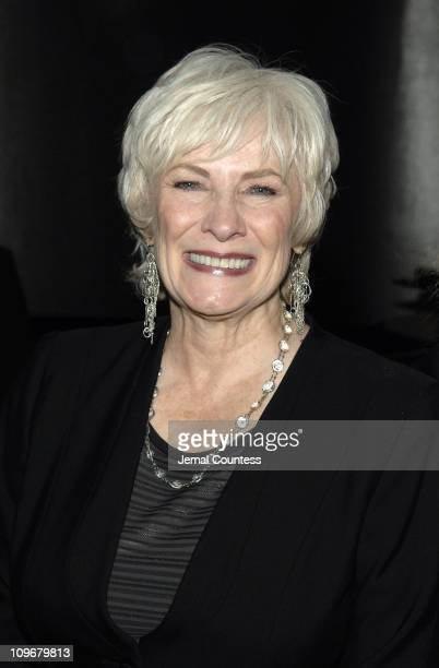 Betty Buckley during Broadway for Medicine Benefit Gala for the National Foundation for Facial Reconstruction March 12 2007 at Mandarin Oriental...