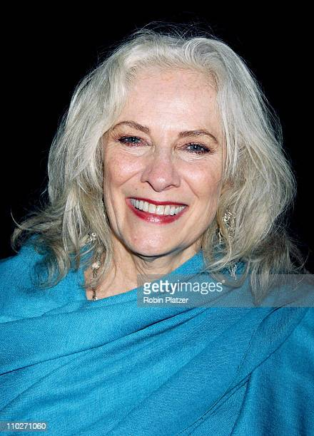 Betty Buckley during The Public Theatre 50th Anniversary Celebration at Time Warner Center in New York City New York United States