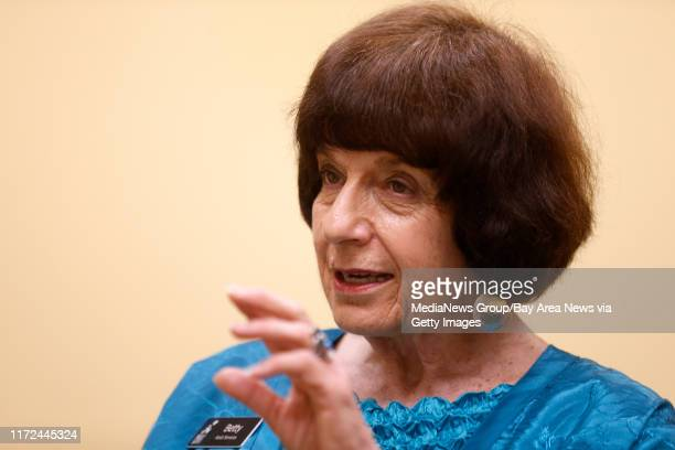 Betty Burr founder of the Get Up Go paratransit service is photographed on Tuesday July 11 in Foster City Calif The program run by the Peninsula...