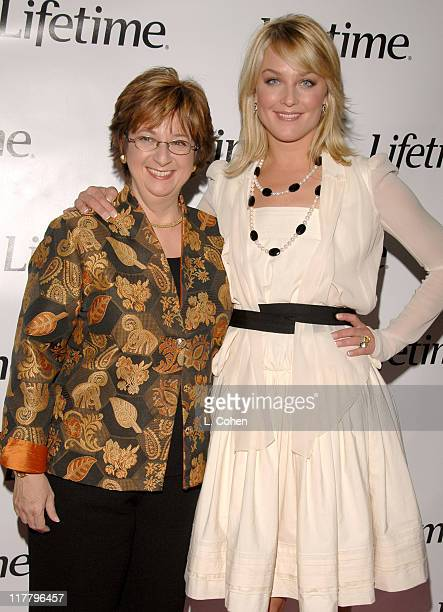 Betty Cohen, Lifetime President and CEO and Elisabeth Rohm