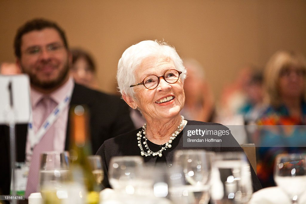 Betty DeGeneres Receives Inaugural Betty DeGeneres Advocate Award At PFLAG National Convention : News Photo