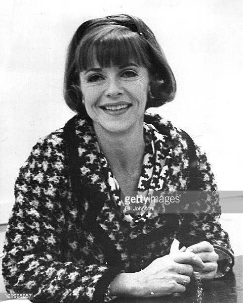 Betty Furness, Radio, TV Personality; In Denver Feb. 8 recruiting workers for VISTA;