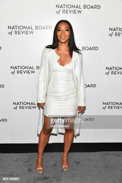 Betty Gabriel attends the 2018 National Board of Review Awards Gala at Cipriani 42nd Street on January 9, 2018 in New York City.