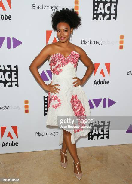 Betty Gabriel attends the 68th Annual ACE Eddie Awards on January 27 2018 in Beverly Hills California