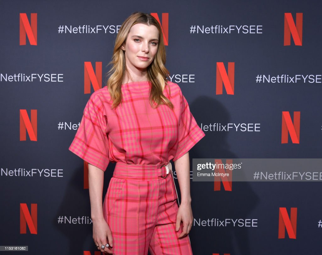 Netflix FYSEE Glow ATAS Official Red Carpet and Panel : News Photo