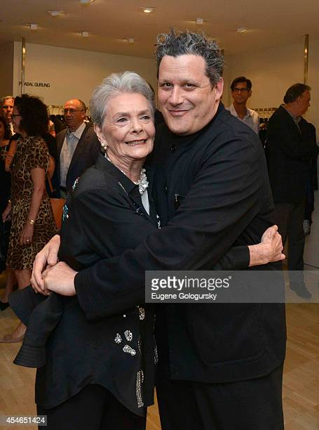 Betty Halbreich and Isaac Mizrahi attend the Bergdorf Goodman And Michael Kors Celebration of Betty Halbreich's New Memoir I'll Drink To That A Life...