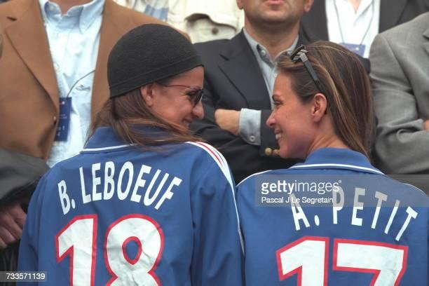 Betty Leboeuf and Agathe de la Fontaine