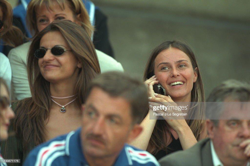 EURO 2000: FRANCE V CZECH REPUBLIC. : Photo d'actualité