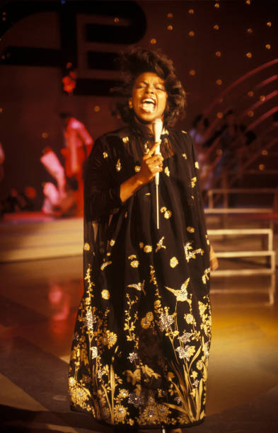USA: ABC Archive - Betty Wright