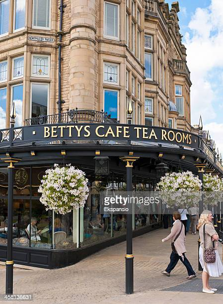 Bettys Cafe and Tea Rooms at Harrogate