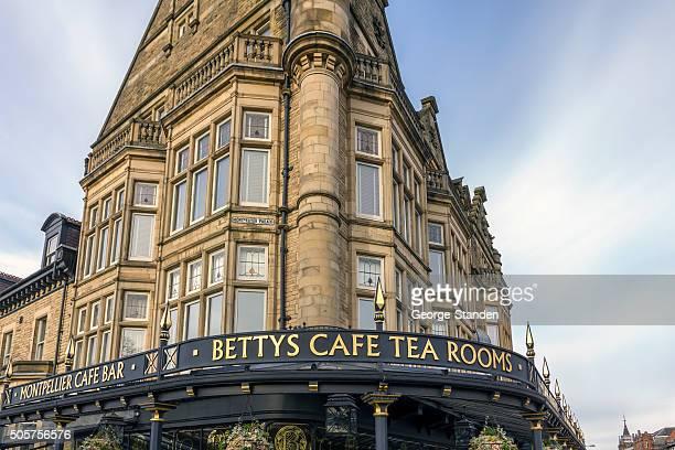 Bettys Cafe and Tea Rooms, Harrogate