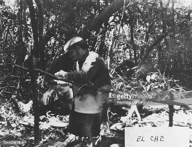 Between 1965 and 1967 In Bolivia Ernesto GUEVARA former right hand man to Fidel CASTRO heads a guerilla movement against the Bolivian authorities He...