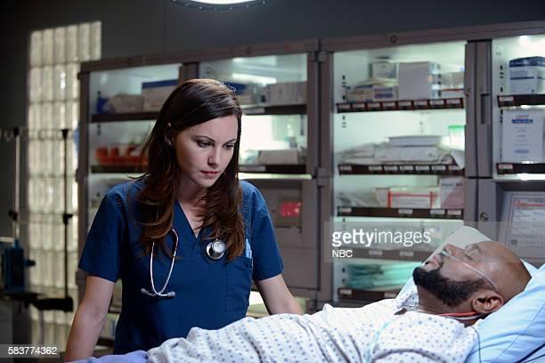 SHIFT 'Between a Rock and a Hard Place' Episode 310 Pictured Jill Flint as Dr Jordan Alexander