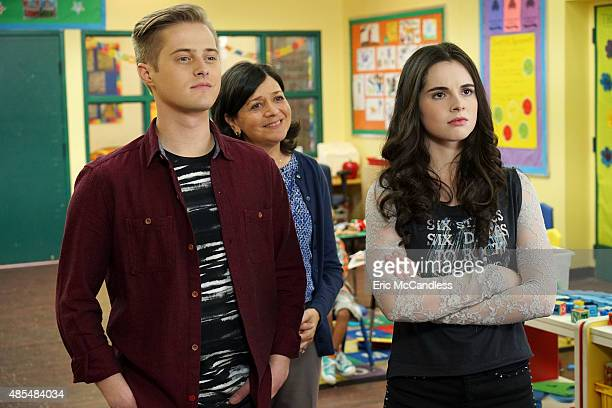 BIRTH Between Hope and Fear Regina is caught off guard when Eric asks her to move in with him in an allnew episode of Switched at Birth airing Monday...