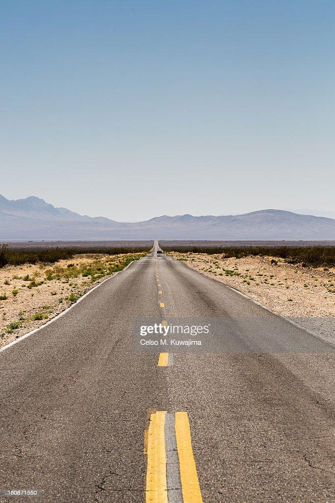 Pahrump To Las Vegas >> Nv160 Between Las Vegas And Pahrump Stock Photo Getty Images