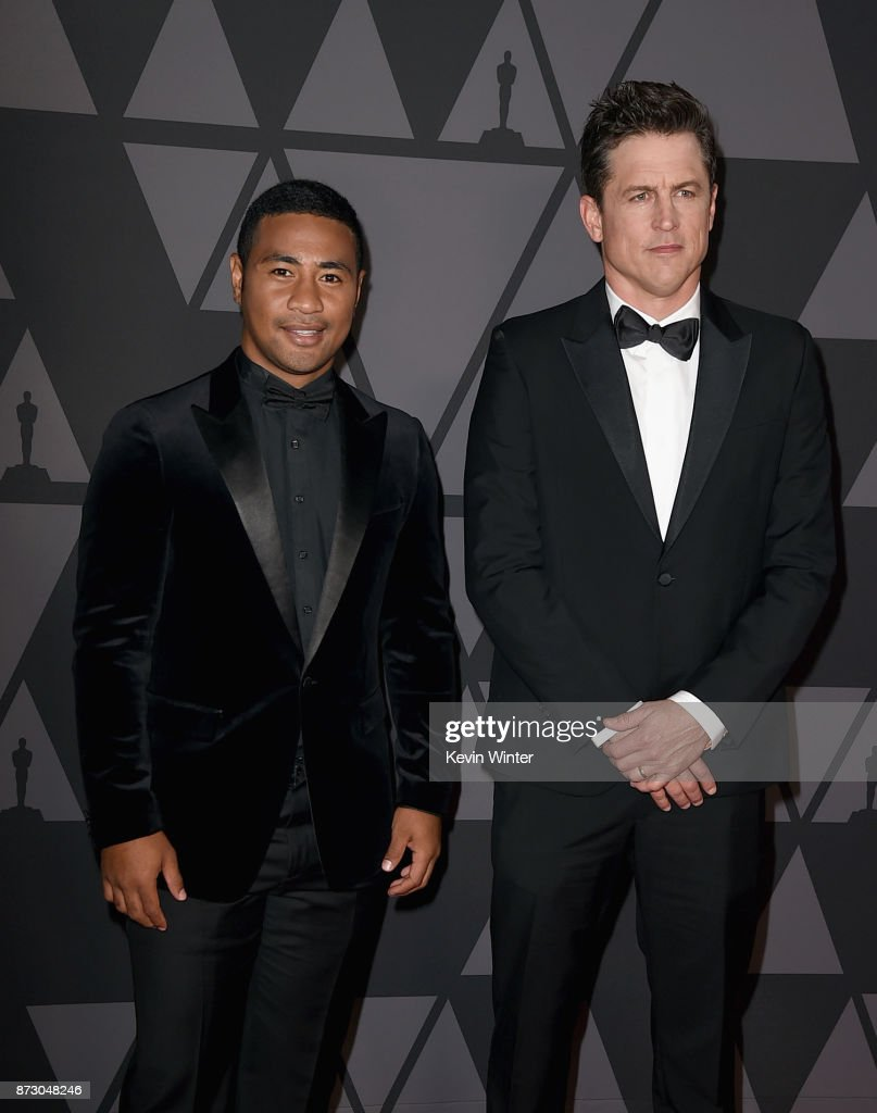 Academy Of Motion Picture Arts And Sciences' 9th Annual Governors Awards - Arrivals