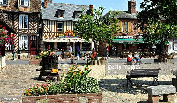 BeuvronenAuge classified among the Most beautiful Villages of France