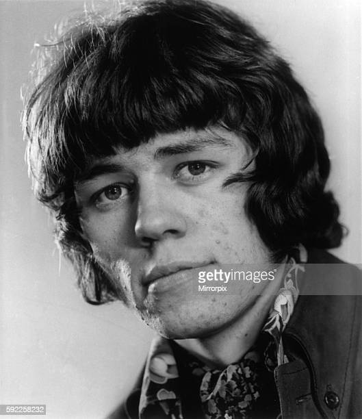 Christopher Kefford of pop group 'The Move' 3rd March 1967