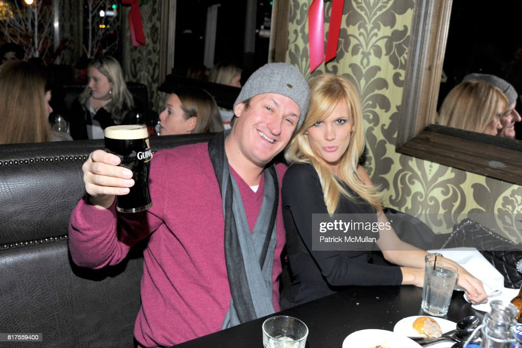 bevan-cooney-and-rachel-cooney-attend-tasting-dinner-at-park-avenue-picture-id817559400